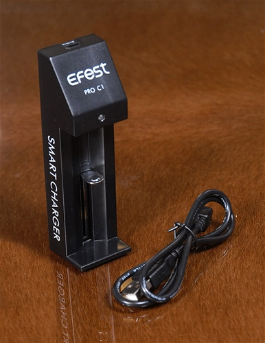 Pro C1 Battery Charger by Efest