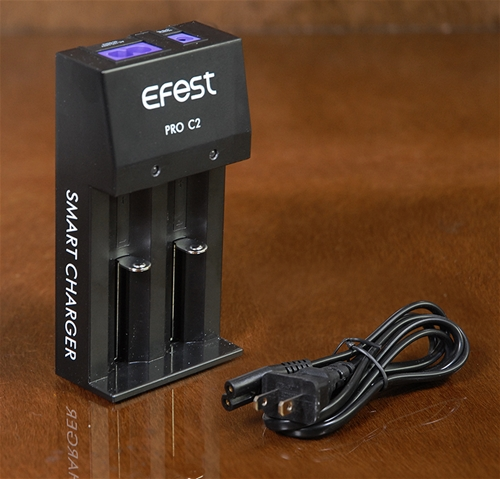 Pro C2 Battery Charger by Efest