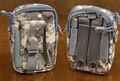Molle Pouch Camouflage