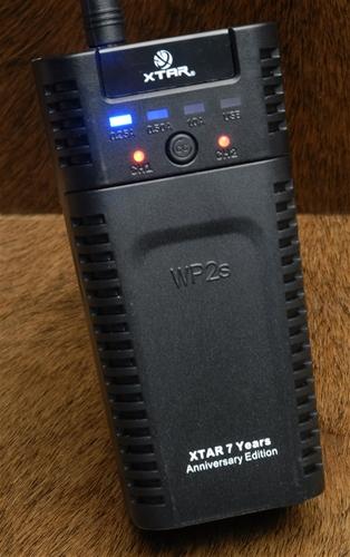 xTar WP2 LI-ON Battery Charger USB Output