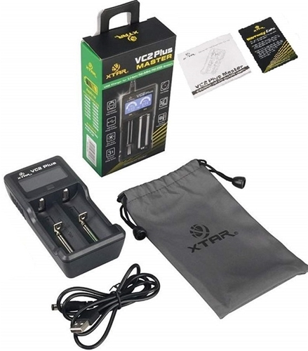 Xtar VC2 Plus Master  Battery Charger